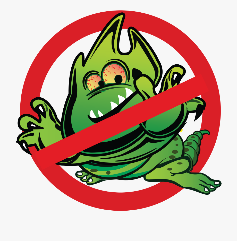 Germs Clipart Green.