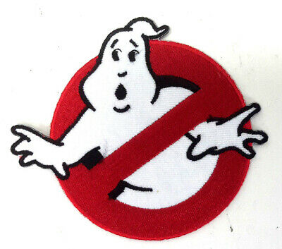 GHOSTBUSTERS No Ghost Logo Screen Accurate 4\