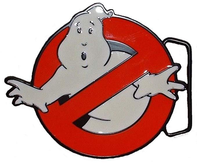 Amazon.com: Ghostbusters Movie No Ghost Logo Metal Enamel.