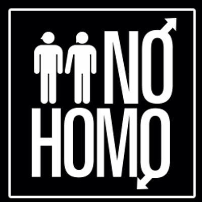 No homo download free clipart with a transparent background.