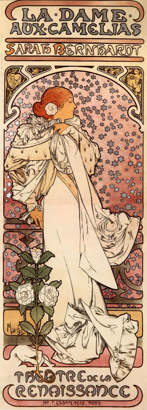 1000+ images about Alfons Mucha on Pinterest.