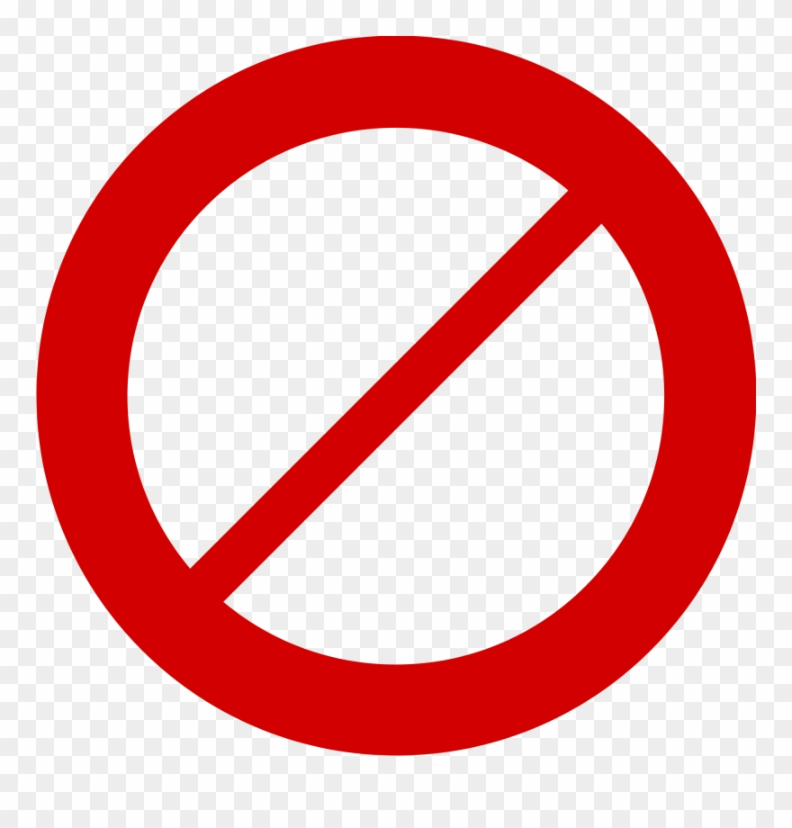 No Png Icon.