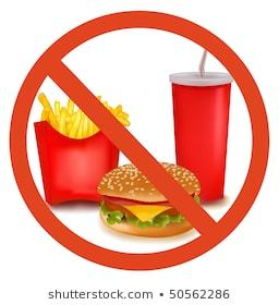 No junk food clipart 5 » Clipart Portal.