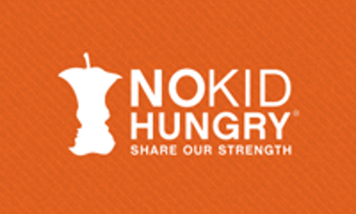 No Kid Hungry: Half A Million Meals In One Day.