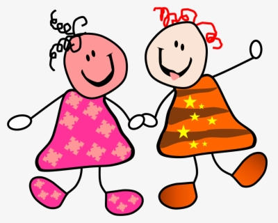 Free Happy Kids Clip Art with No Background.