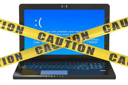 no laptop clipart #10