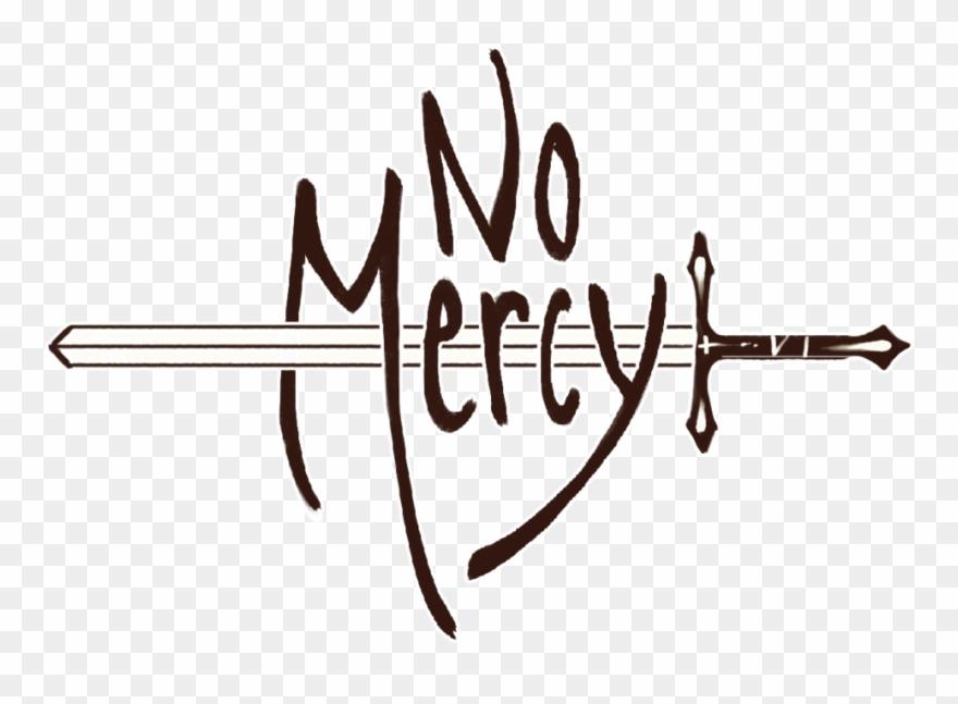 No Mercy Logo Stroke.