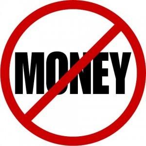 No money clip art.