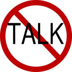 Watch more like No Talking Sign Clip Art.