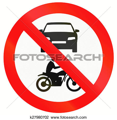 Stock Photo of No Motor Vehicles In Indonesia k27980702.