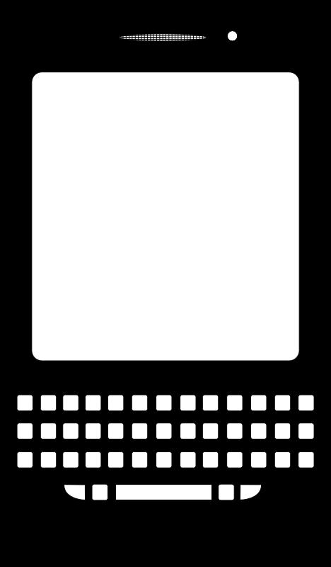 Blackberry Clipart.