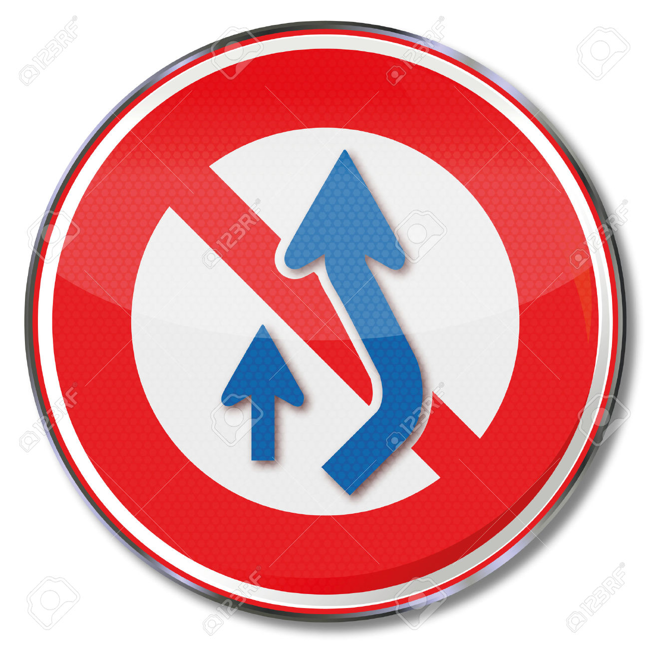 Sign No Overtaking In Japan Royalty Free Cliparts, Vectors, And.