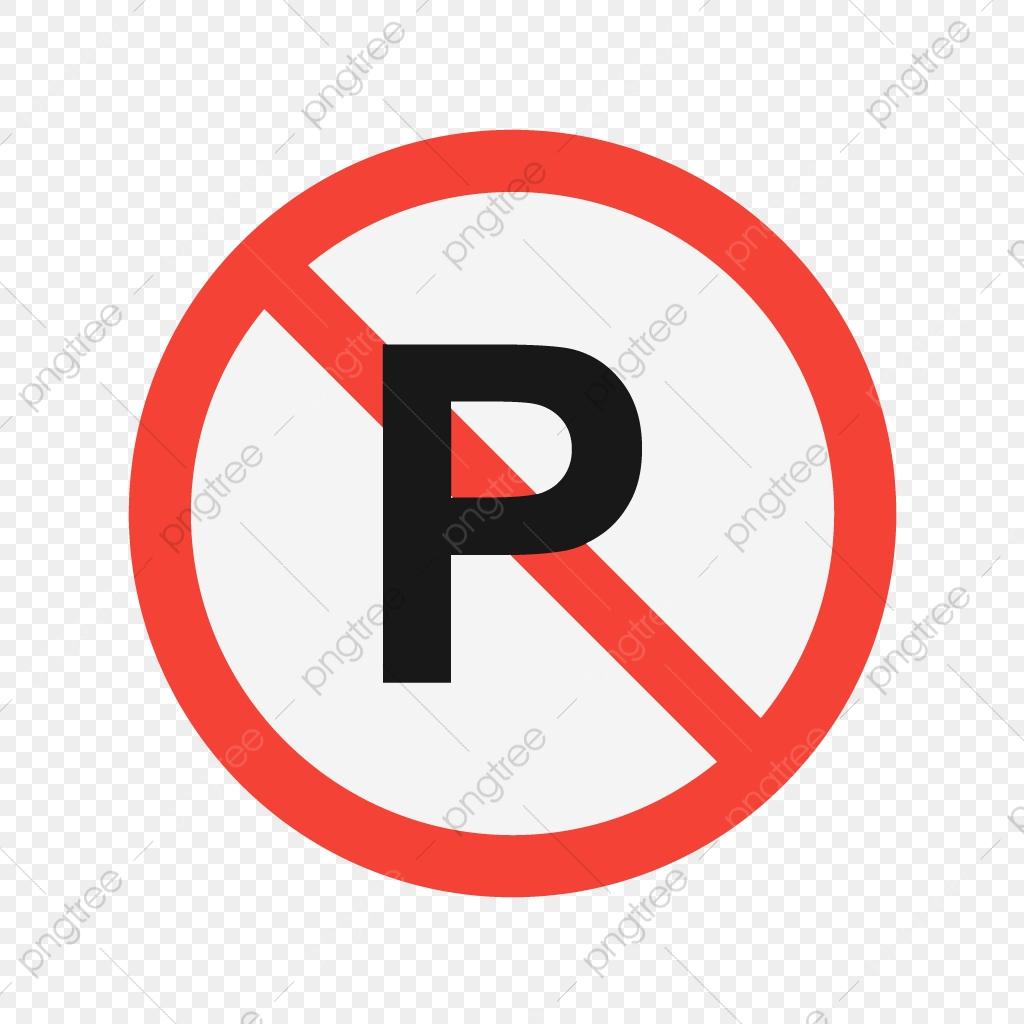 Vector No Parking Icon, No Parking Icon, No Parking, Icons.