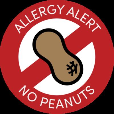 No Peanut Clipart.