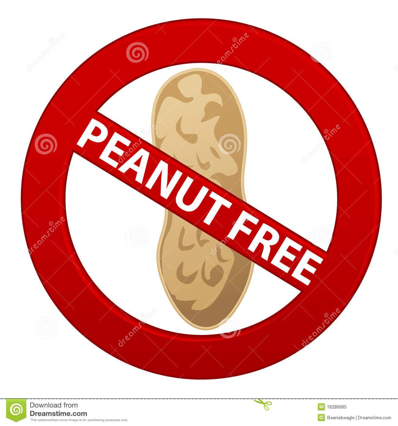 No peanuts clipart 4 » Clipart Station.