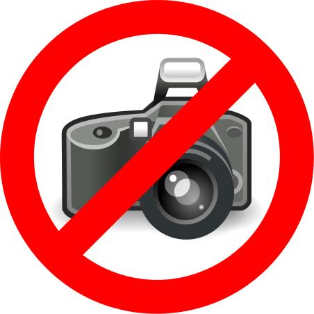 no photo symbol.