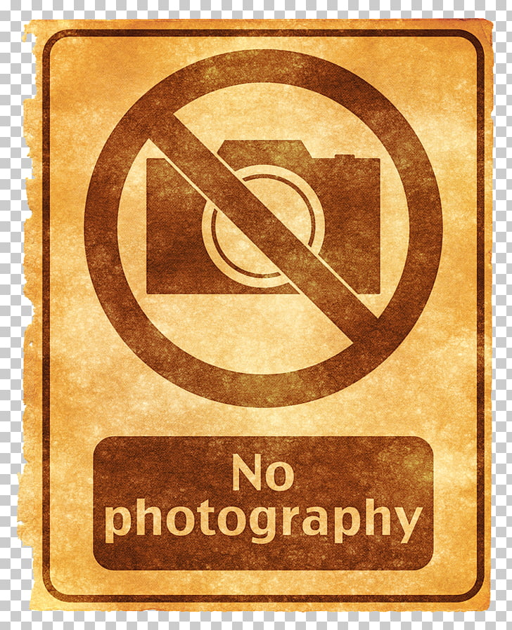 Sign Stock photography, No Photography Grunge Sign PNG.