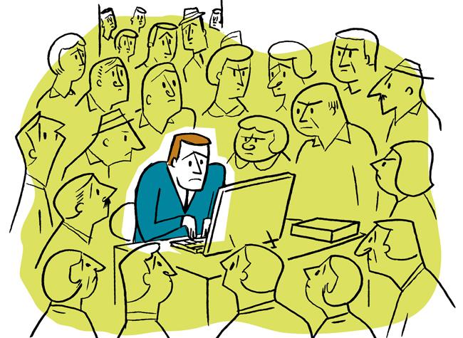 who controls the internet essay