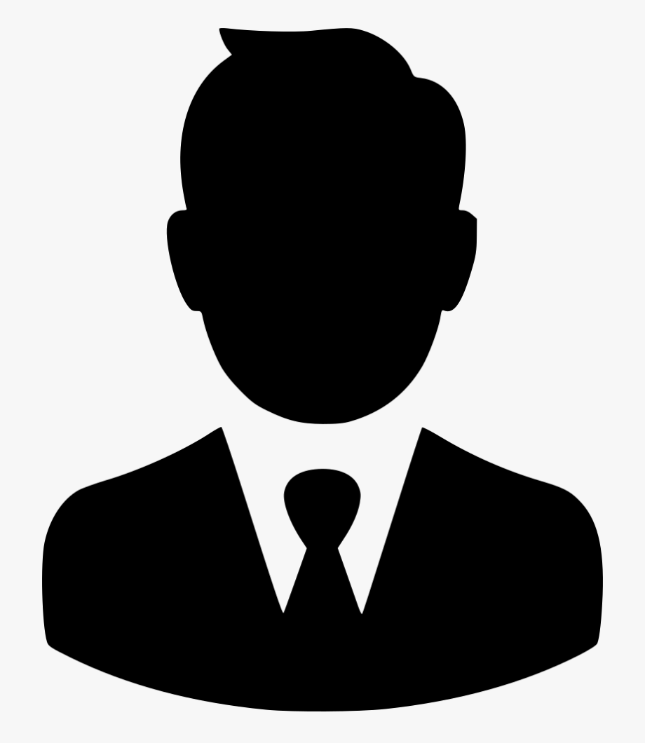 Businessman Icon Png.