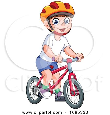 Kids bike ride free use clipart no watermark.