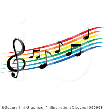 No Royalty Music Clipart.