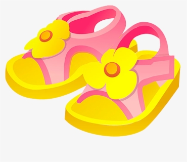 Free Sandals Clip Art with No Background.
