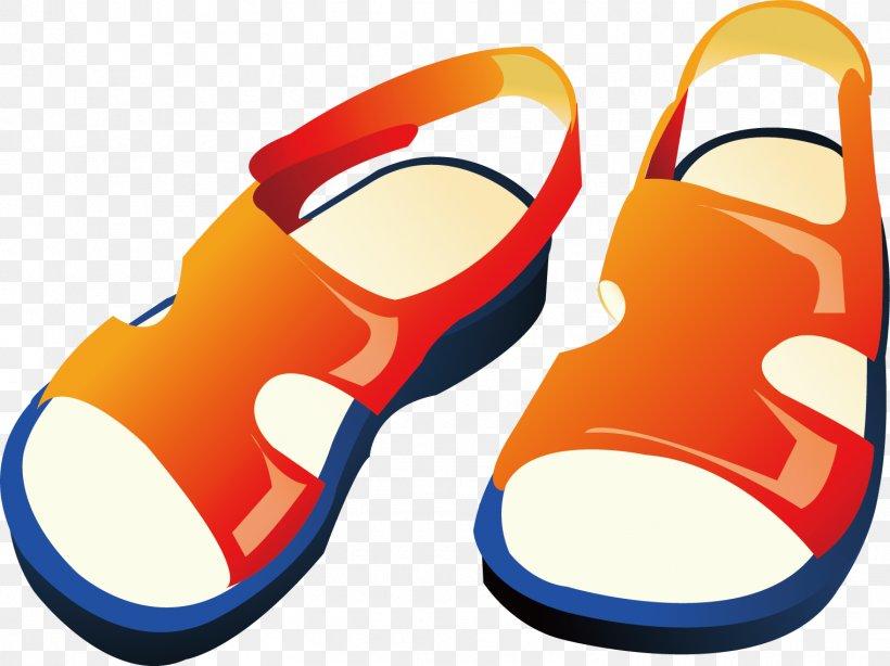 Sandal Flip.