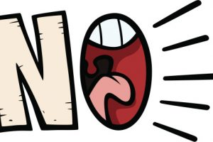 No yelling clipart 2 » Clipart Station.