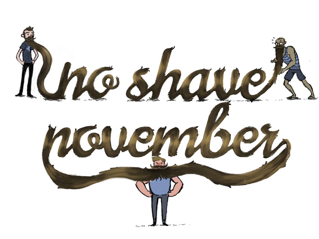 10 Things No One Tells You About No Shave November.