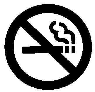 No Smoking Clipart.