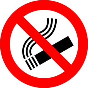Free No Smoking Clipart.