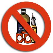 No soda clipart.