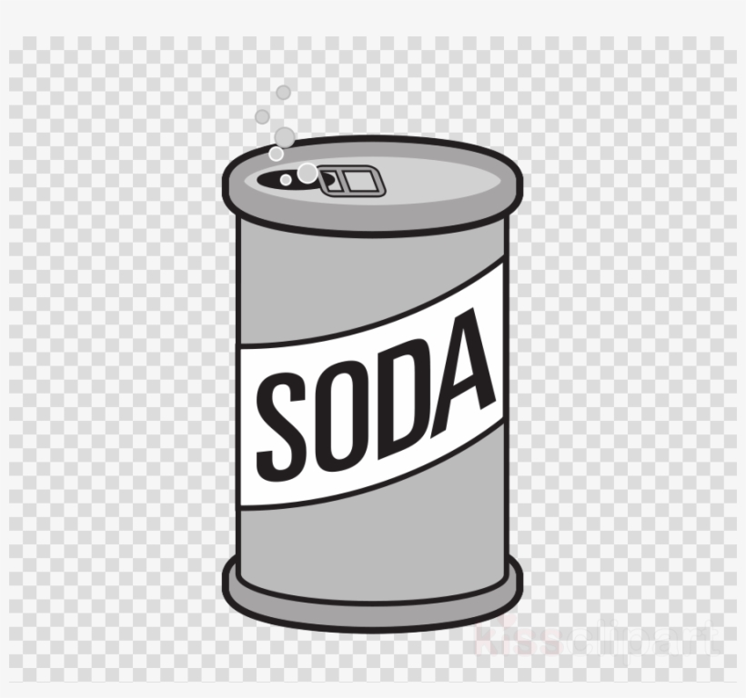 Soda Can Clip Art Clipart Fizzy Drinks Coca.