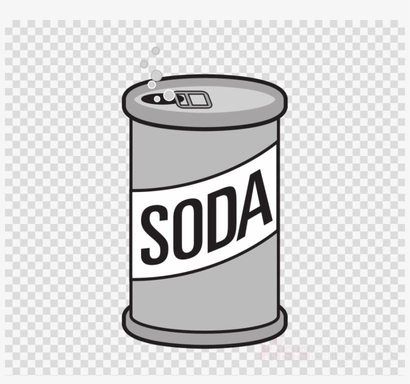 Soda Can Clip Art Clipart Fizzy Drinks Coca.