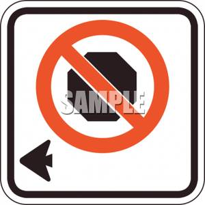 Canadian_No_Stopping_On_Left_Sign_Royalty_Free_Clipart_Picture_090621.