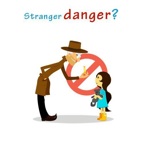 no strangers clipart clipground