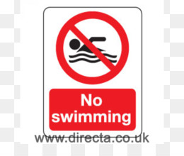 No Swimming PNG and No Swimming Transparent Clipart Free.