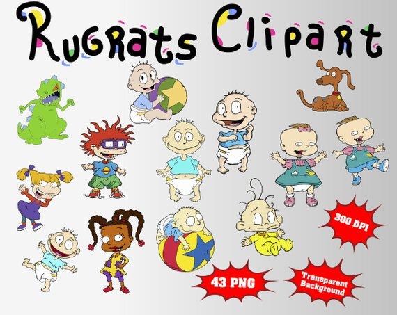 Rugrats Clipart.