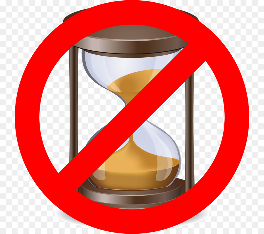 no time png clipart Hourglass Clip art clipart.