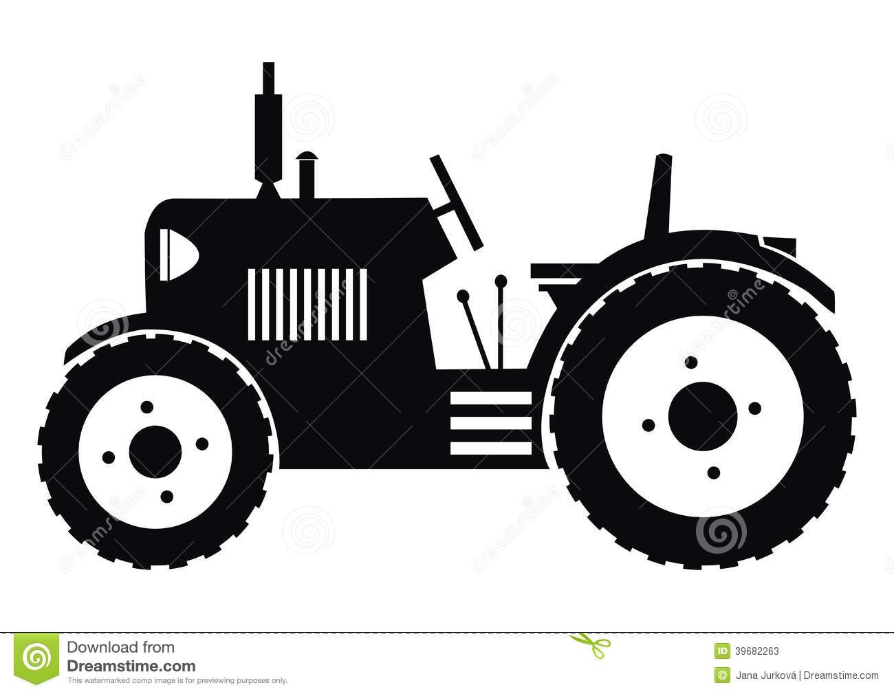 Tractor clipart no background.