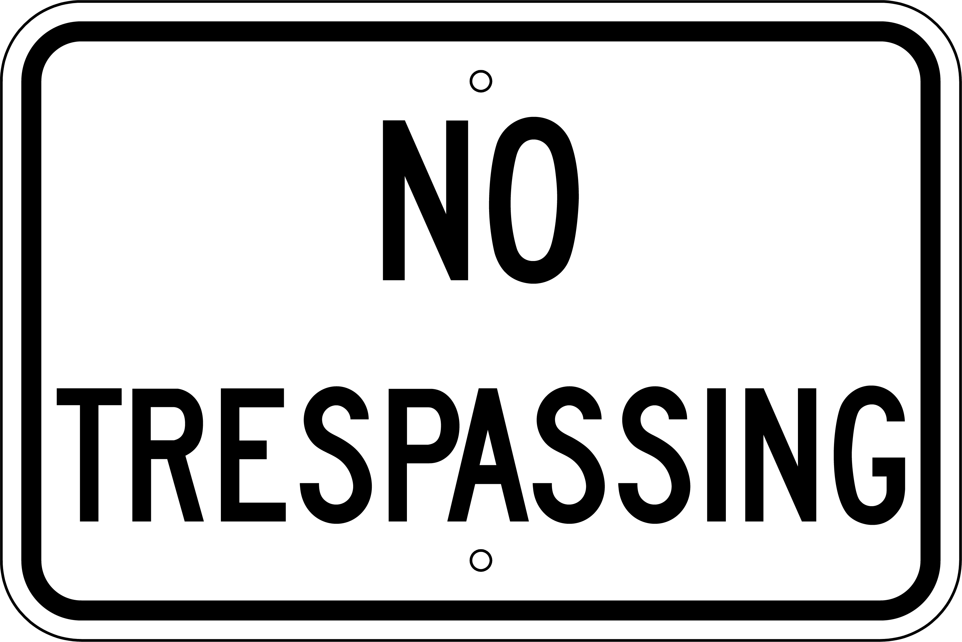 No trespassing sign printable private property signs, No.