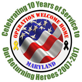 Operation Welcome Home Maryland.