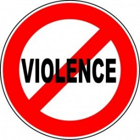No Violence.