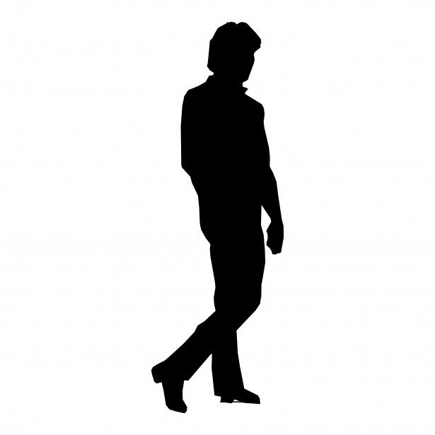 Walking clipart no background.