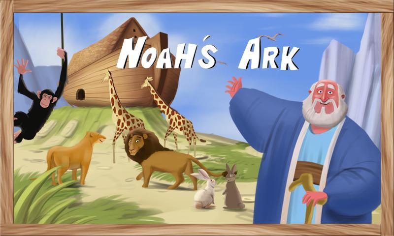 Noah Clipart.