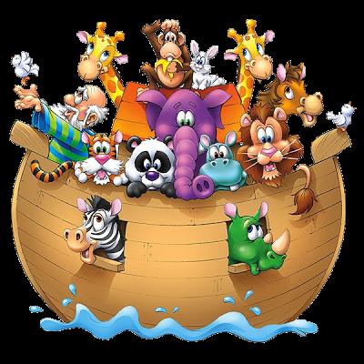 Noah's Ark Free Clipart.