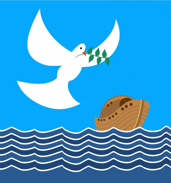 Noah\'s Ark Clipart Free Stock Photo.