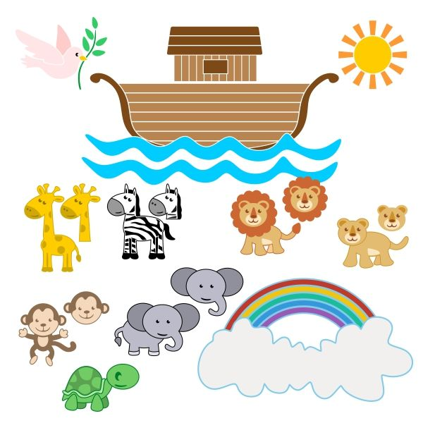 Noah And The Ark Clipart at GetDrawings.com.