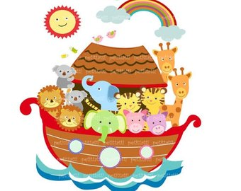 Noah's Ark Animals Clipart (103+ images in Collection) Page 2.