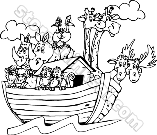 Similiar Noah's Ark LDS Clip Art Keywords.